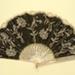 Folding Fan; c. 1910; LDFAN2002.3