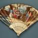 Folding Fan; c. 1720-30; LDFAN1993.18