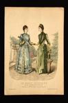 Fashion Plate; Charles Rabouille, Anais Toudouze; 1889; LDFAN1990.63