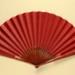 Folding Fan; 1880-1890's; LDFAN2003.331.Y