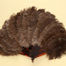 Feather Fan; c. 1920; LDFAN1992.92