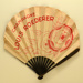 Fan advertising Louis Roederer champagne; Eventails Chambrelent; c. 1925-30; LDFAN2003.424.HA