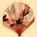 Advertising fan for the Berkeley Hotel; c. 1920s; LDFAN2013.26.HA