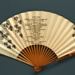 Folding fan produced for NY. K Line; c. 1937; LDFAN2003.413.HA