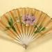 Folding fan; LDFAN1986.58