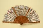 Folding Fan; c. 1920; LDFAN1996.30