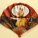Advertising fan for French Bazaar; c.1920s; LDFAN2003.98.Y