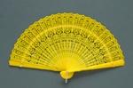 Brisé Fan; 1980s; LDFAN1994.10