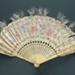 Feather Fan; 1860s; LDFAN1998.50