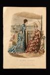 Fashion Plate; Anais Toudouze, Reville; 1878; LDFAN1990.79