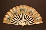Folding Fan; c. 1870s; LDFAN1992.80