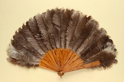 Feather Fan; LDFAN2003.57.Y