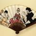 Folding Fan; Aafke Brouwer; c. 1995; LDFAN1995.33
