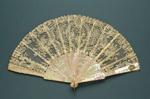 Folding Fan; c. 1890-1900; LDFAN1994.104