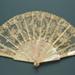 Folding Fan; c. 1860; LDFAN1994.104