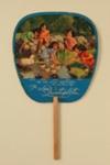 Advertising fan for the Dionne Quintuplets; LDFAN2011.79