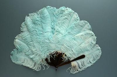 Feather Fan; 1919; LDFAN2003.255.Y