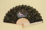 Folding Fan; c. 1910; LDFAN2009.44