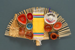 Fixed Fan; c. 1990; LDFAN1992.2