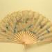 Folding Fan; c. 1920; LDFAN2003.275.Y