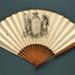 Folding Fan; c. 1851; LDFAN2010.122