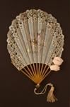 Fontange Fan; c. 1912; LDFAN2003.58.Y