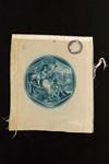 White Satin Fan Leaf; LDFAN1986.54