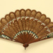 Wooden Brisé Fan ; c.1840-50; LDFAN1995.41