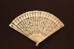 Bone Brisé Fan, European; LDFAN1994.172