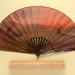 Folding Fan & Box; Billotey; c. 1890; LDFAN1989.20