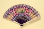 Folding Fan; c. 1980; LDFAN1994.60