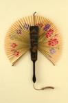 Cockade Fan; c.1920; LDFAN1994.194