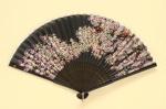 Folding Fan; c. 1970; LDFAN2003.377.Y.B