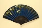 Folding Fan; c. 1890; LDFAN2011.56