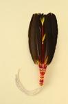 Fixed Feather Fan; LDFAN1992.1