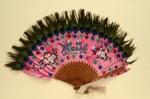 Folding Fan; c. 1910; LDFAN2003.274.Y
