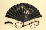 Folding Fan; c. 1880; LDFAN1994.214