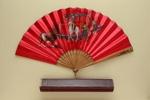 Folding Fan; c.1880; LDFAN2002.1