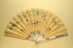 Folding Fan; c. 1895; LDFAN2003.49.Y