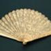 Ivory Brisé Fan, Chinese; c.1840; LDFAN1991.25