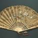 Folding Fan; c. 1900; LDFAN1999.20