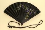 Folding Fan; c. 1890; LDFAN1994.237