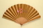 Folding Fan; c. 1890; LDFAN2003.318.Y