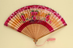 Japanese Folding Fan; c. 1930; LDFAN1994.212