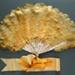 Feather Fan; c. 1870; LDFAN1994.197