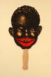 Advertising fan Piccaninny, USA; c.1930s; LDFAN1994.78