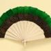 Feather Fan; c. 1920s; LDFAN2001.35