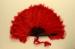 Feather Fan; c. 1890; LDFAN1998.23