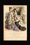 Fashion Plate; Gonin, G., Chaillot, K.; c.1874; LDFAN1990.84