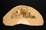 Spanish Fan Leaf; 1880; LDFAN2010.20